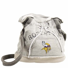 Minnesota Vikings Property of Hoody Duffle