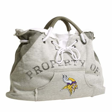 Minnesota Vikings Property of Hoody Tote