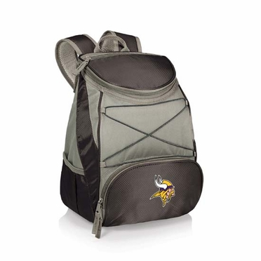 Minnesota Vikings PTX Backpack Cooler (Black)