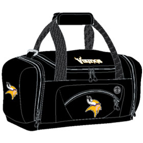 Minnesota Vikings Roadblock Duffle Bag