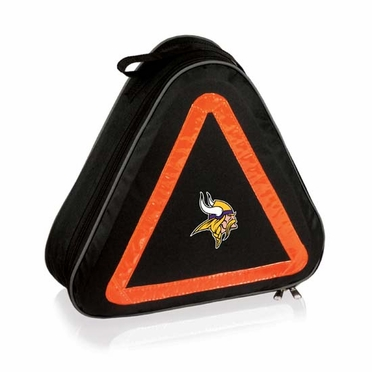 Minnesota Vikings Roadside Emergency Kit (Black)