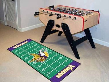 Minnesota Vikings Runner Rug