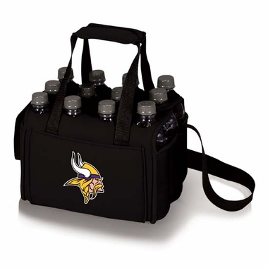Minnesota Vikings Twelve Pack (Black)