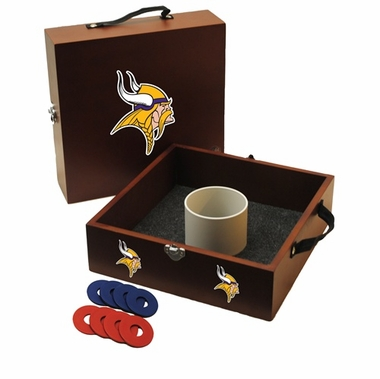Minnesota Vikings Washer Toss Game