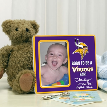 Minnesota Vikings Youth Picture Frame