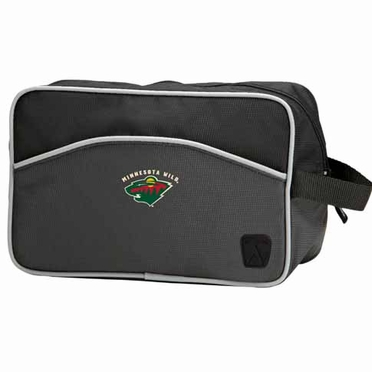 Minnesota Wild Action Travel Kit (Black)