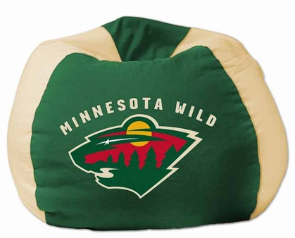 Minnesota Wild Bean Bag Chair
