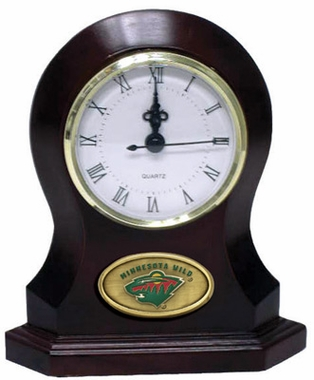 Minnesota Wild Desk Clock