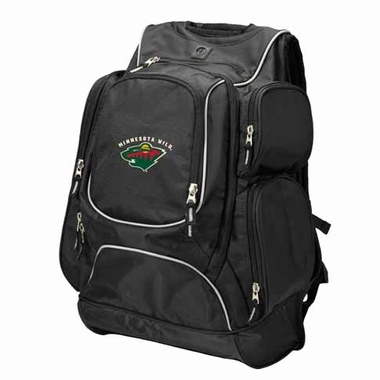 Minnesota Wild Executive Backpack