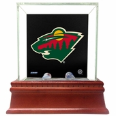 Minnesota Wild Display Cases