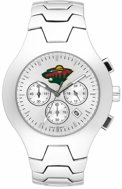 Minnesota Wild Hall of Fame Mens Watch