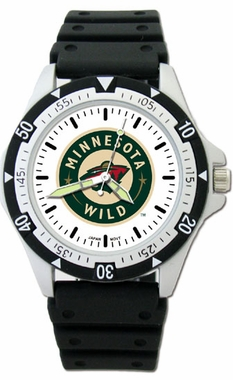 Minnesota Wild Mens Option Watch