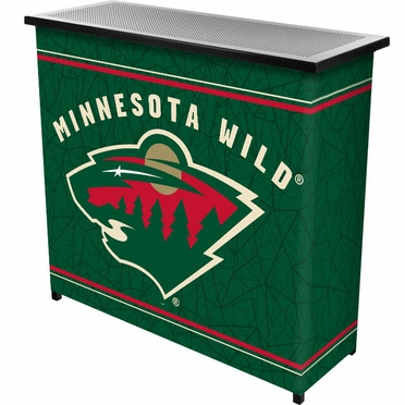 Minnesota Wild Portable Bar