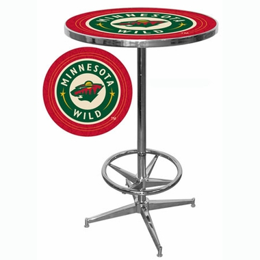 Minnesota Wild Pub Table