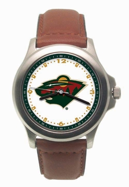 Minnesota Wild Rookie Men's Watch