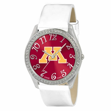 Minnesota Women's Glitz Watch