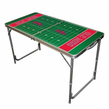 Mississippi 2 x 4 Foot Tailgate Table