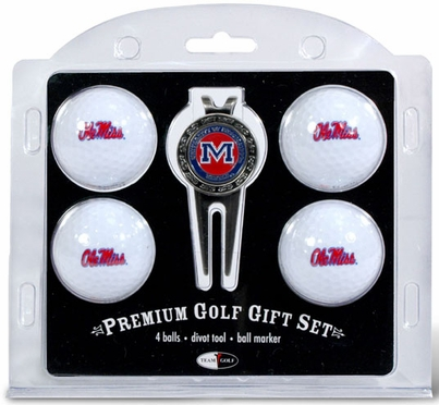 Mississippi 4 Ball and Tool Gift Set