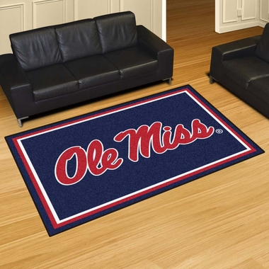 Mississippi 5 Foot x 8 Foot Rug