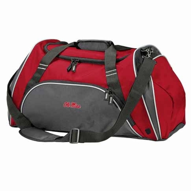 Mississippi Action Duffle (Color: Red)