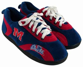 Mississippi All Around Sneaker Slippers - Small