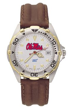 Mississippi All Star Mens (Leather Band) Watch