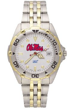 Mississippi All Star Mens (Steel Band) Watch