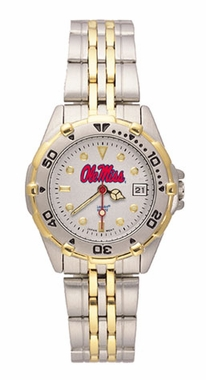 Mississippi All Star Womens (Steel Band) Watch