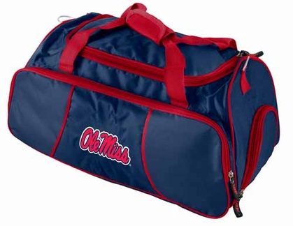 Mississippi Athletic Duffel