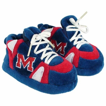 Mississippi Baby Slippers
