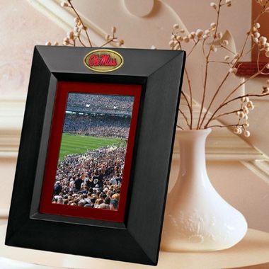 Mississippi BLACK Portrait Picture Frame