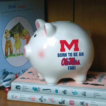 Mississippi (Born to Be) Piggy Bank