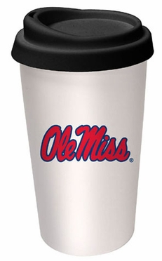 Mississippi Ceramic Travel Cup
