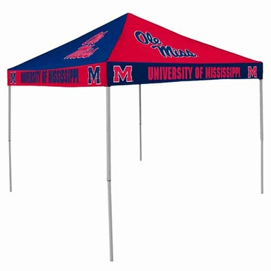 Mississippi Checkerboard Tailgate Tent