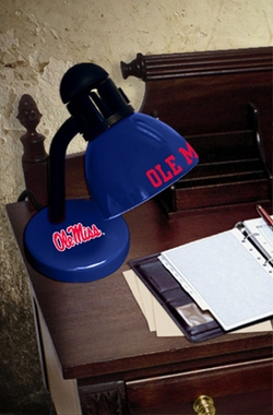 Mississippi Dorm Lamp