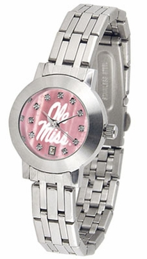 Mississippi Dynasty Women's Mother of Pearl Watch