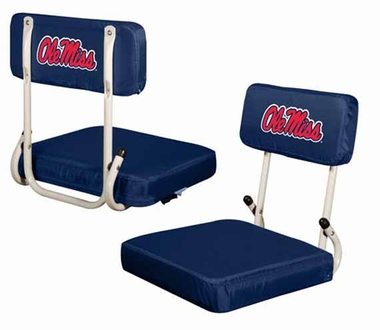 Mississippi Hard Back Stadium Seat