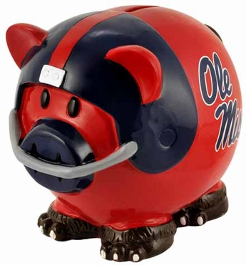 Mississippi Large Thematic Piggy Bank