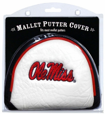 Mississippi Mallet Putter Cover