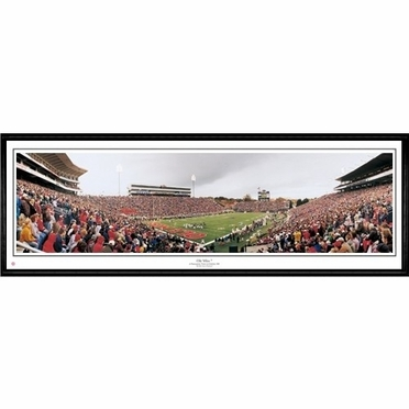Mississippi Ole Miss Framed Panoramic Print