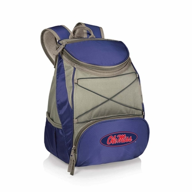 Mississippi PTX Backpack Cooler (Navy)
