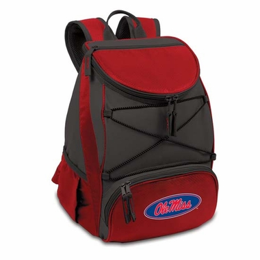 Mississippi PTX Backpack Cooler (Red)
