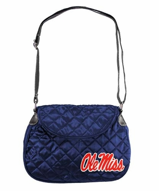 Mississippi Quilted Saddlebag