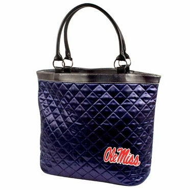 Mississippi Quilted Tote