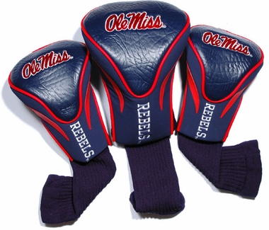 Mississippi Set of Three Contour Headcovers