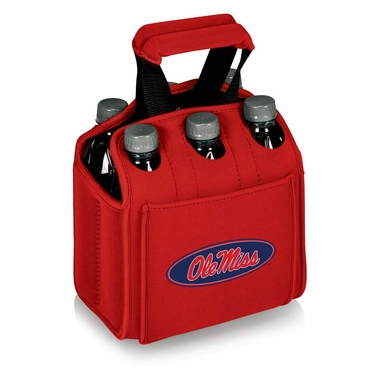 Mississippi Six Pack (Red)