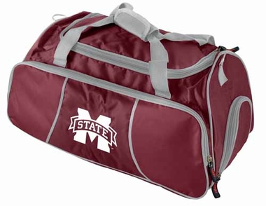 Mississippi St Athletic Duffel