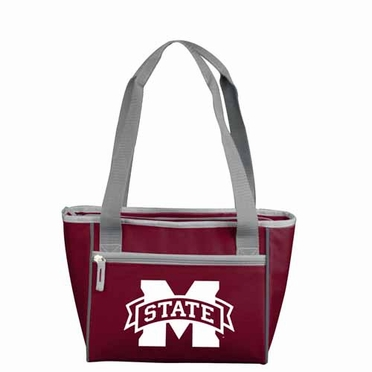 Mississippi State 16 Can Tote Cooler