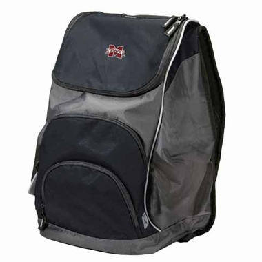 Mississippi State Action Backpack (Color: Black)