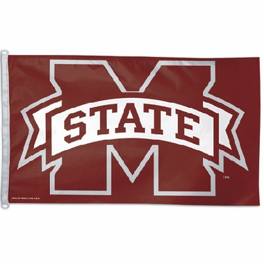 Mississippi State Big 3x5 Flag